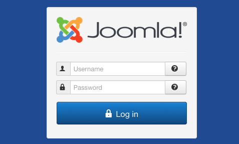 Figure 15: Login Screen