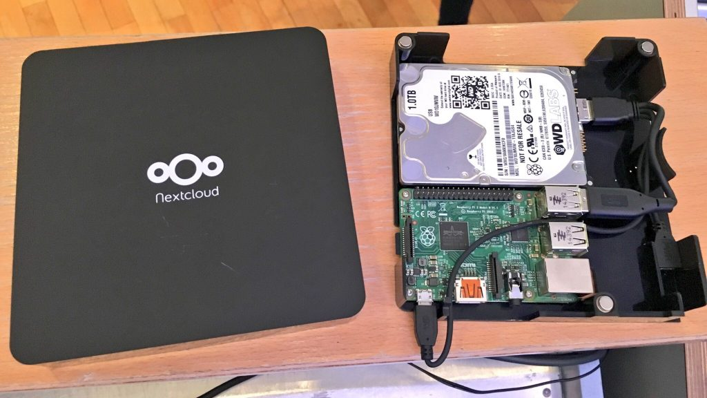 Open Nextcloud Box