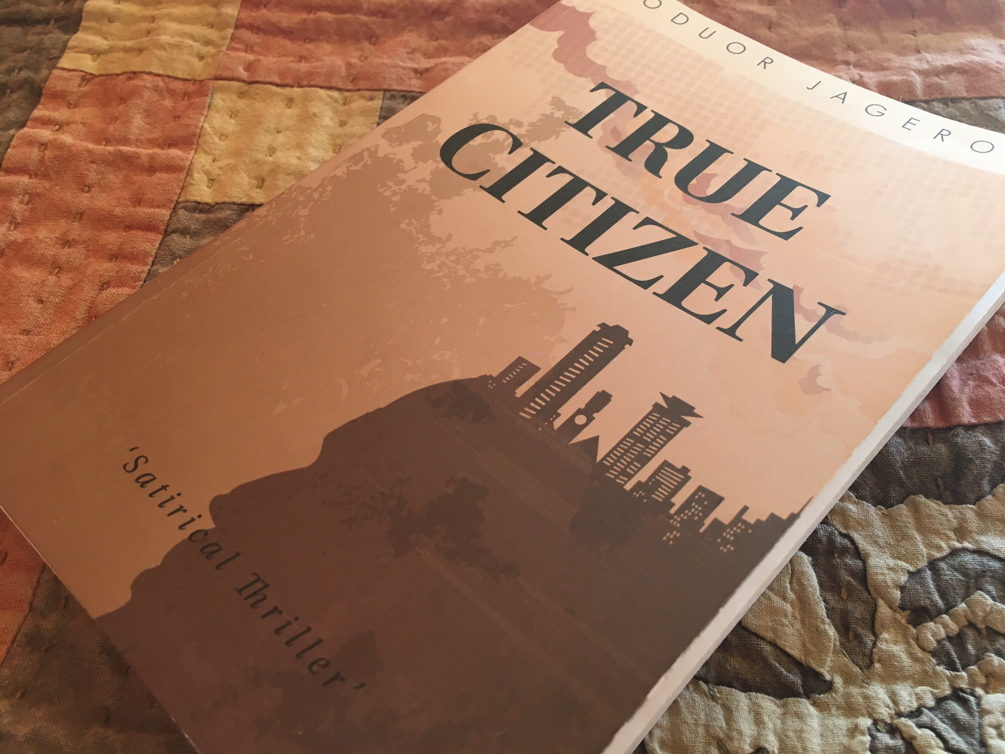 True Citizen - Oduor Jagero